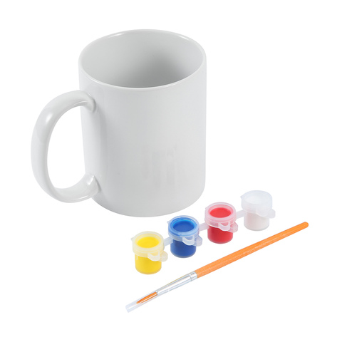 kmart paint your own mug instructions