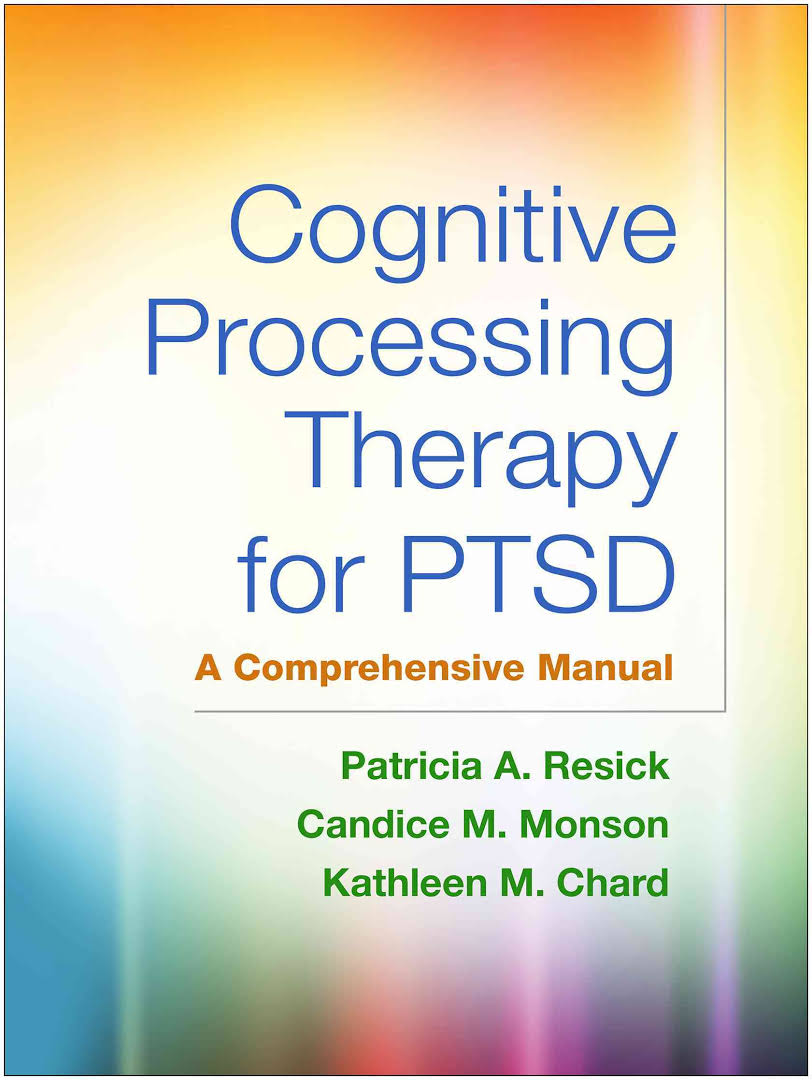 cognitive processing therapy for ptsd a comprehensive manual pdf