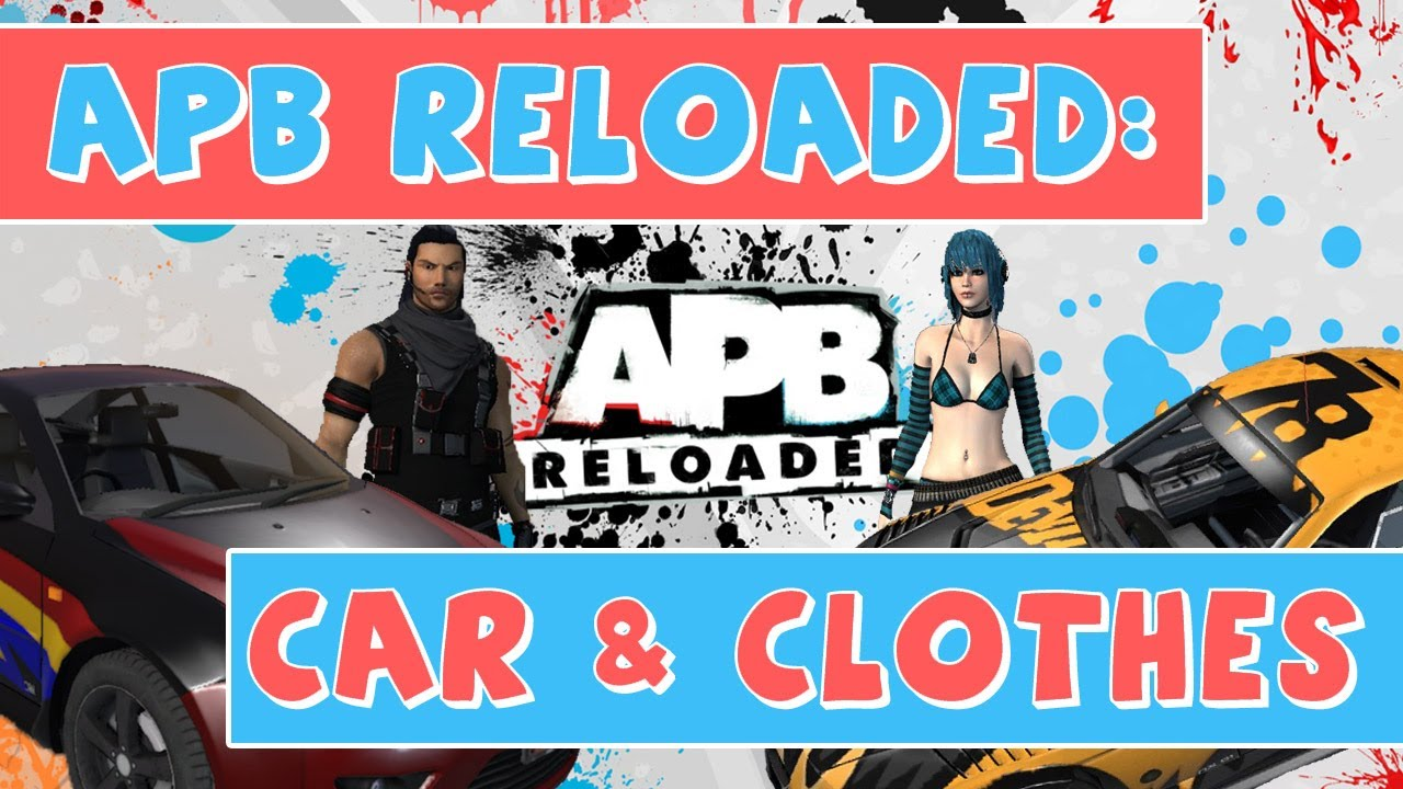 Apb reloaded how to delete clothes