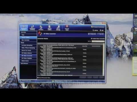 Hp mediasmart server ex495 manual