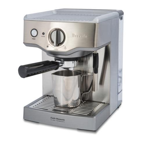 breville cafe venezia coffee machine bes250 manual