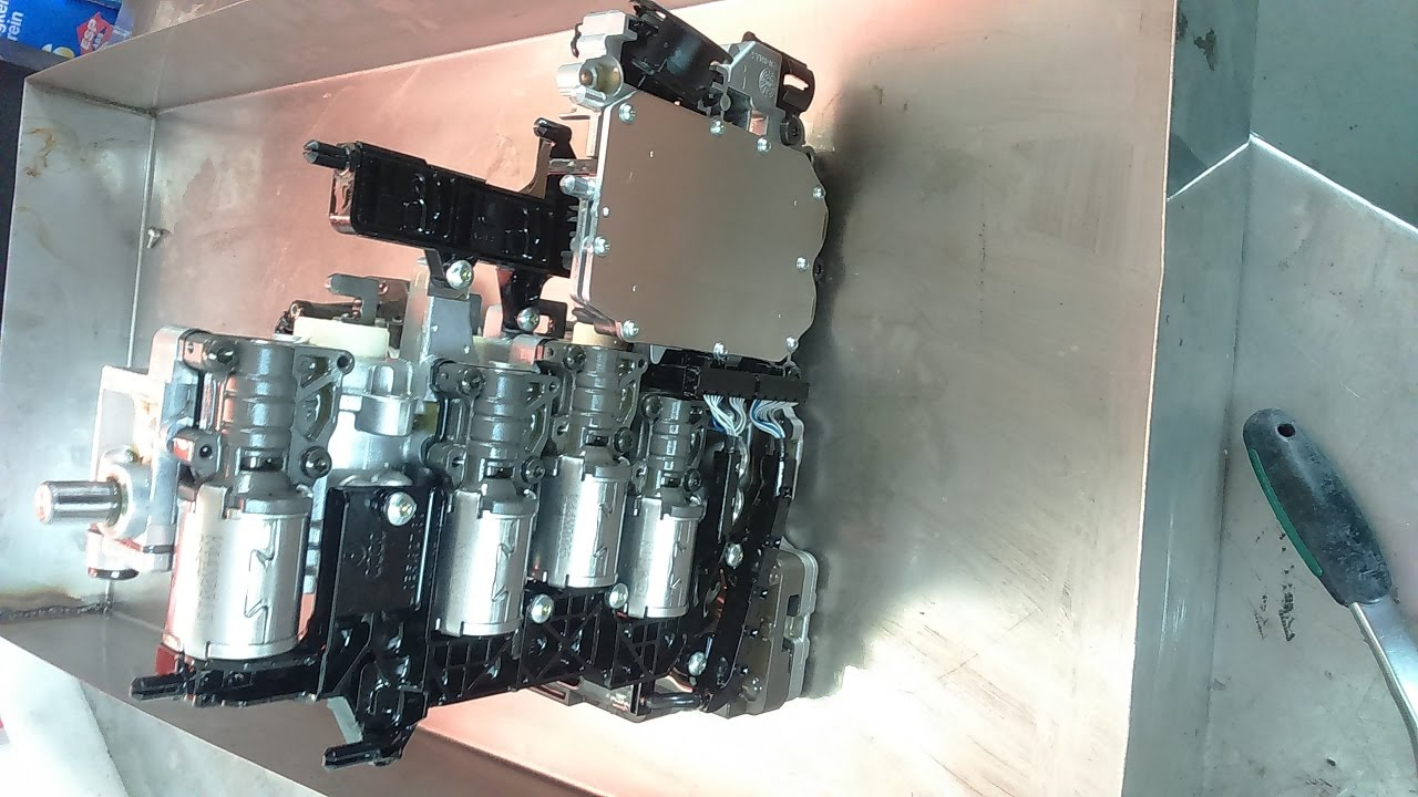 audi q5 manual transmission swap