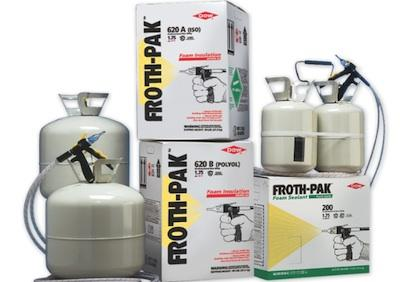 dow froth pak 200 instructions