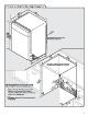 kenmore elite dishwasher 665 installation manual