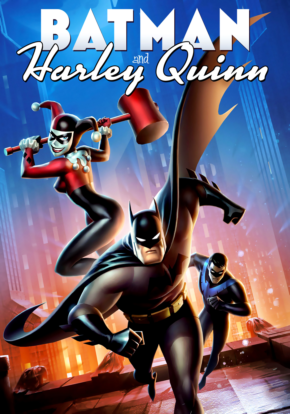 Batman harley quinn comic pdf