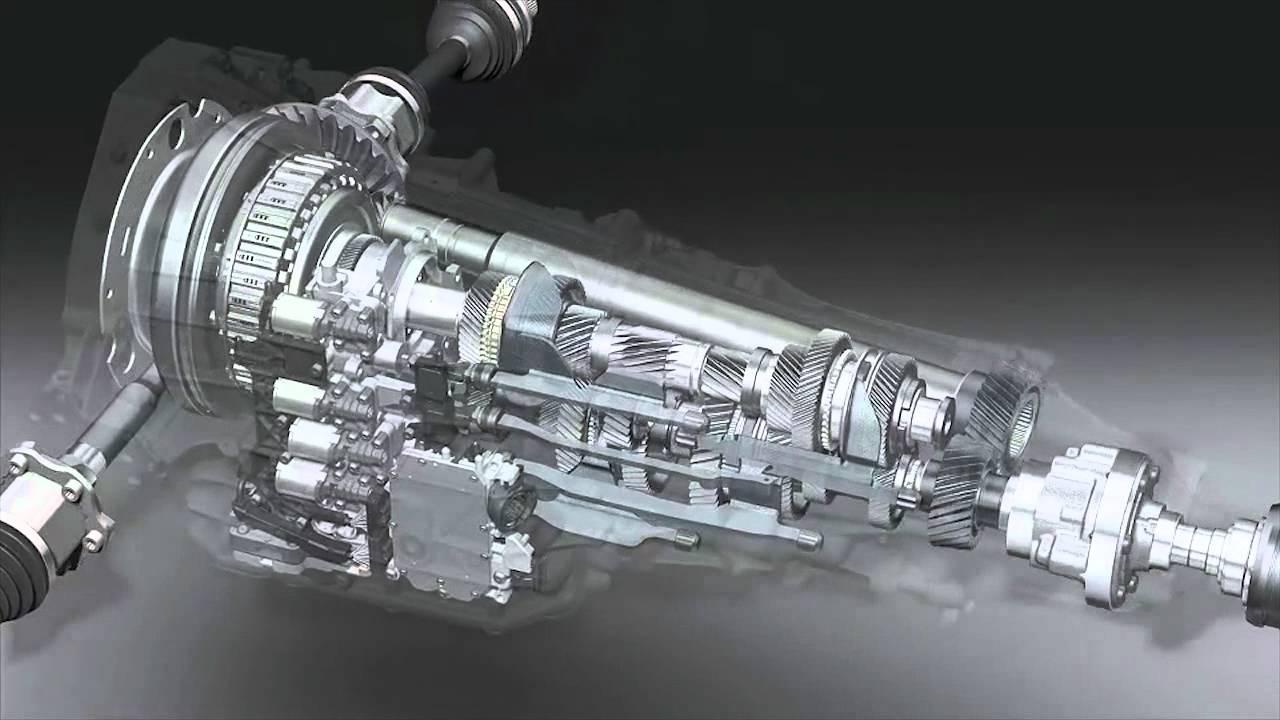 audi q5 manual transmission swap
