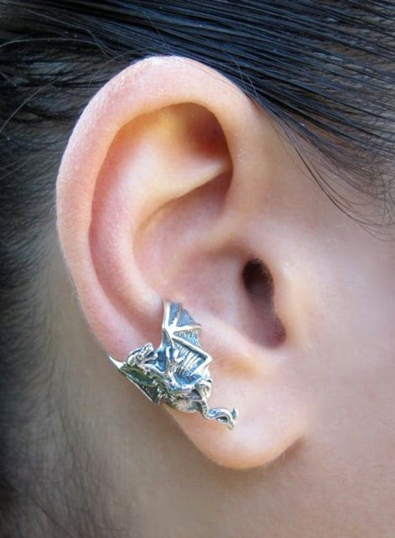care instructions for ear cuff piercings