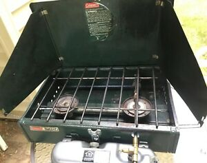 Coleman dual fuel stove 424 manual