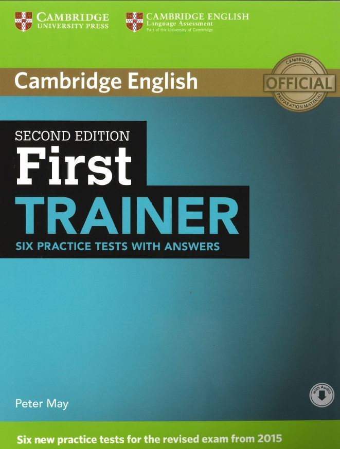 Cambridge english first handbook for teachers