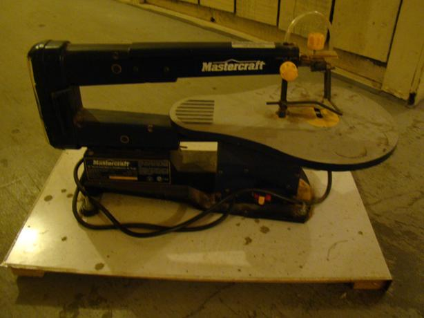 mastercraft 16 scroll saw manual model 55-6714-6
