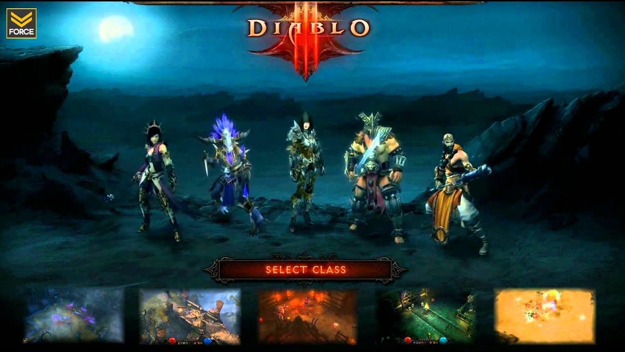 Diablo 2 character creation guide