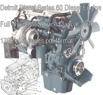 detroit diesel series 60 manual