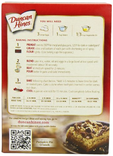 duncan hines brownie instructions
