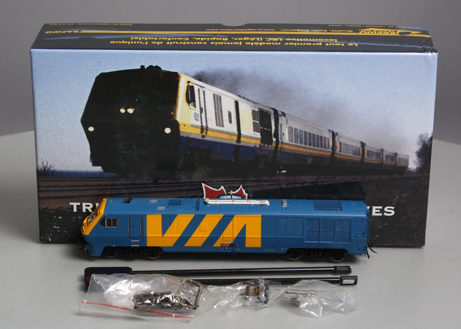 ho scale lrc instructions