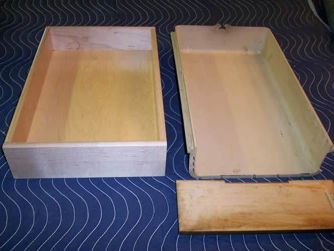 Plastic drawer guide replacement canada