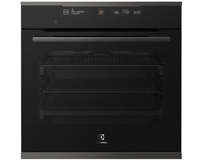 Electrolux pyrolytic self cleaning oven instructions
