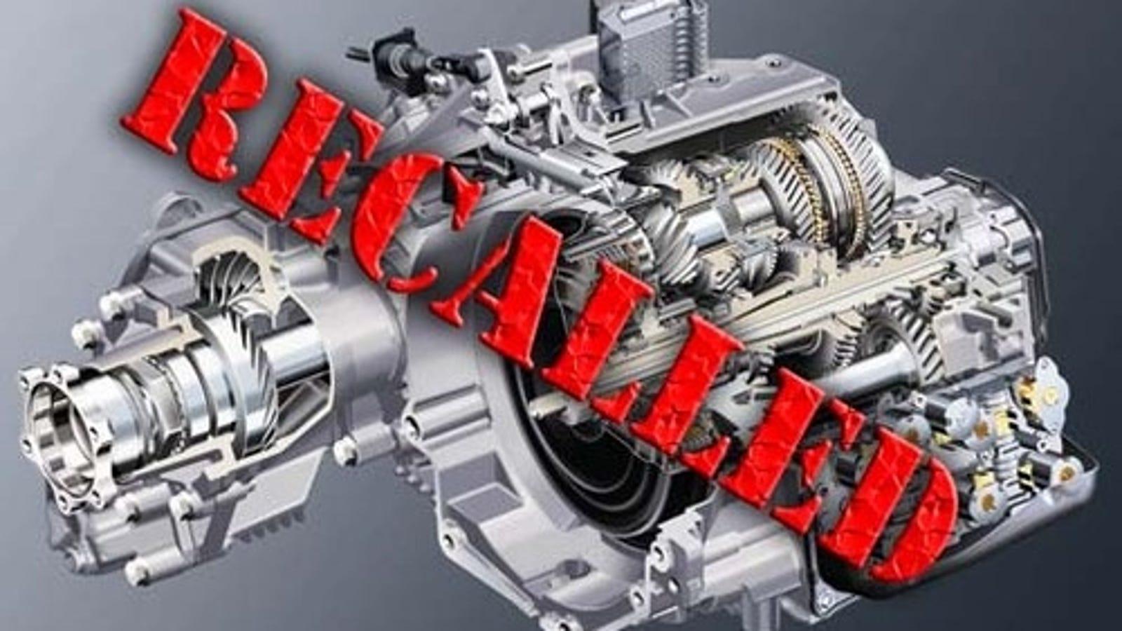 vw gti manual transmission problems