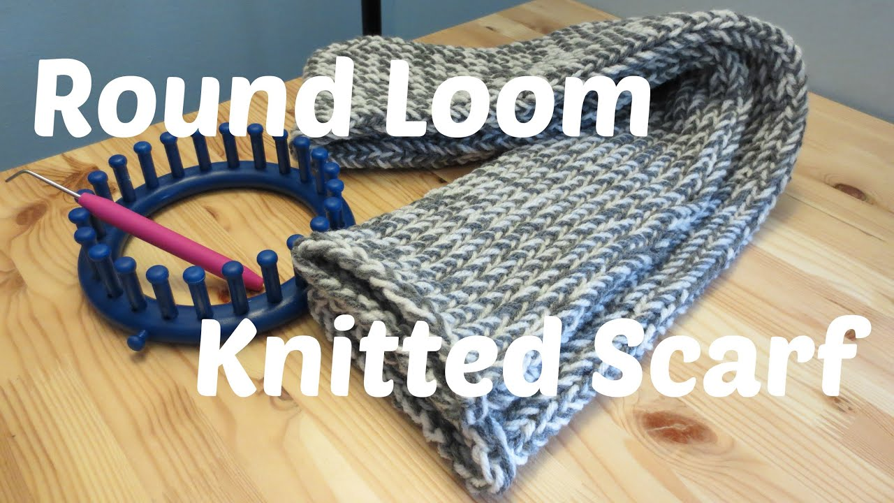 instructions for round loom