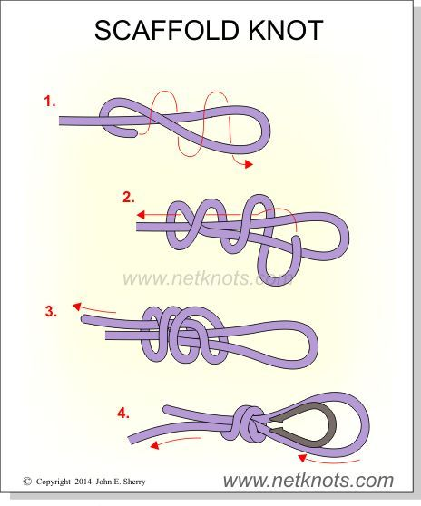 fishing slip knot instructions