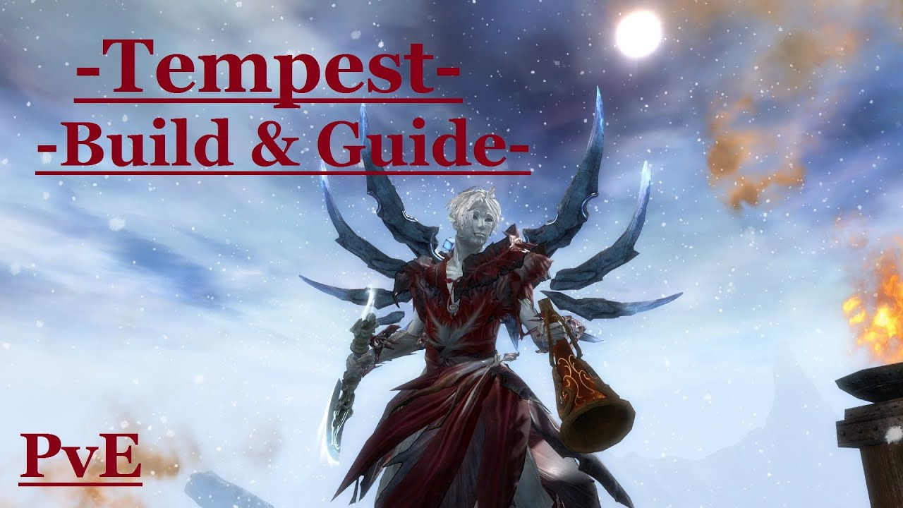 Gw2 tip of the blade guide