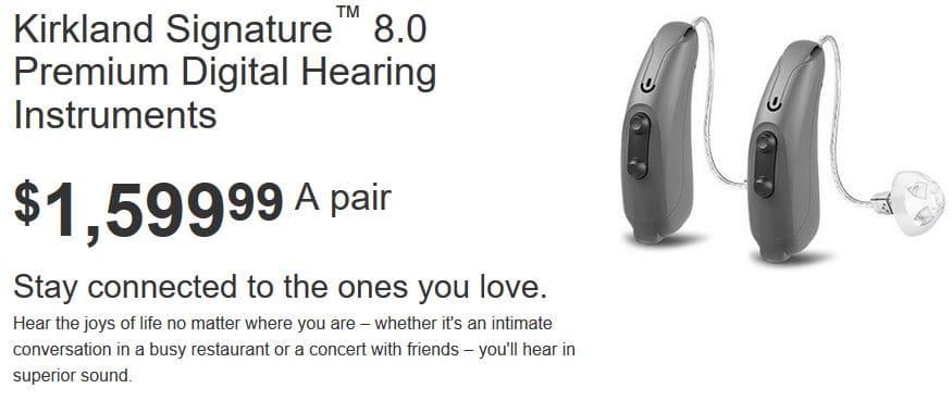 Kirkland signature 5.0 hearing aid manual