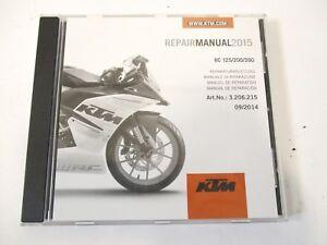 ktm rc 390 repair manual