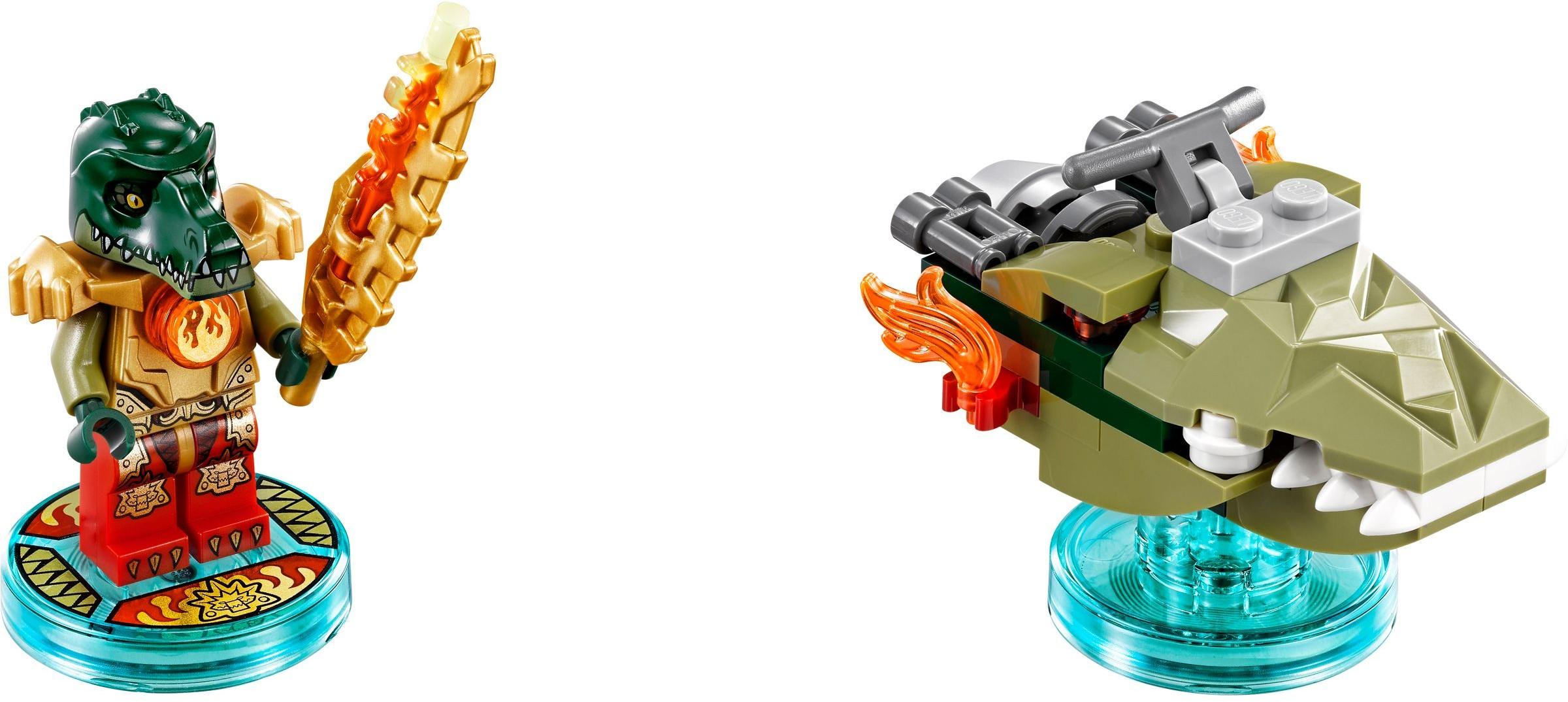 lego chima 71222 instructions
