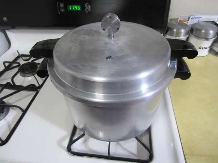 mirro 16 qt pressure cooker manual