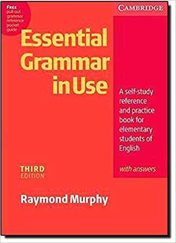 Murphy essential grammar in use pdf