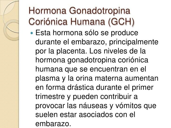 Niveles de gonadotropina corionica humana en embarazo pdf
