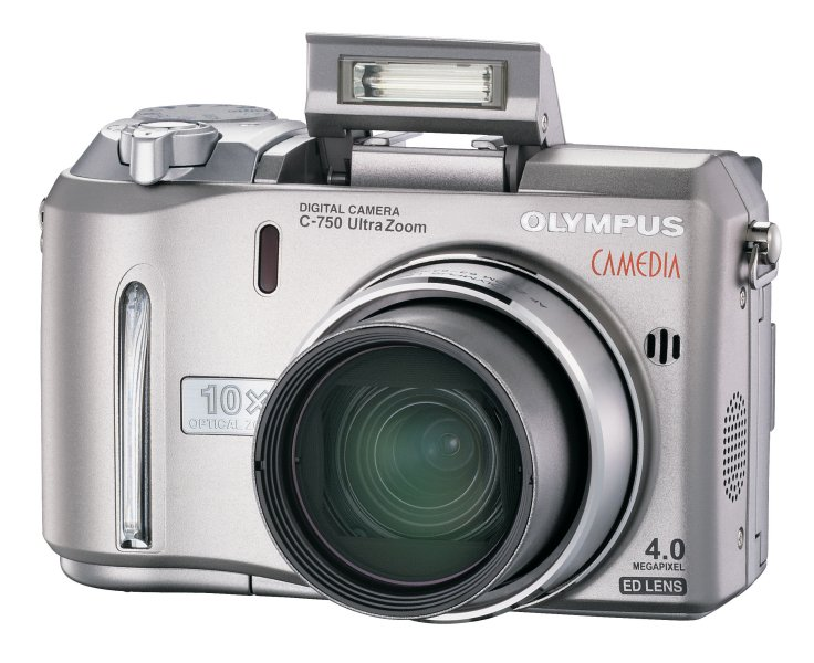 Olympus c 750 ultra zoom manual