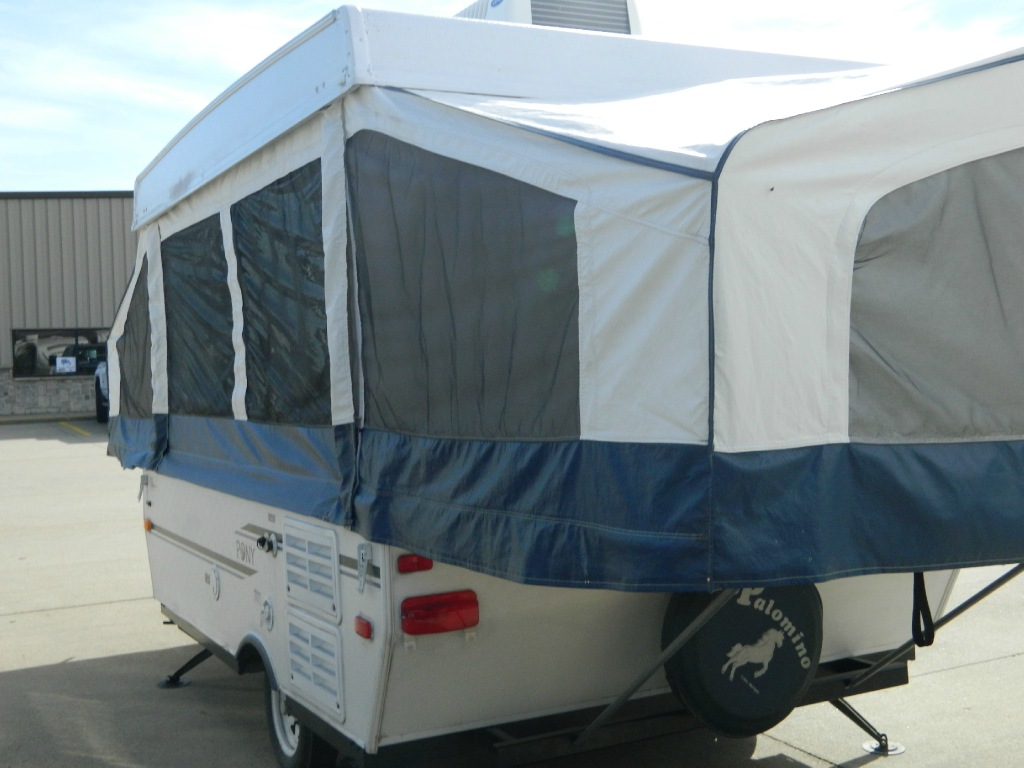 palomino pony pop up camper manual