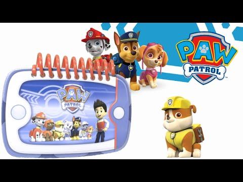 Paw patrol pup pad manual