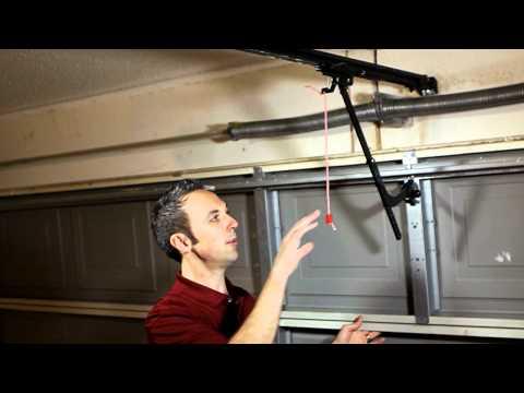 prolift garage door opener manual