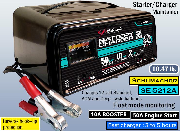 schumacher se 5212a ca manual