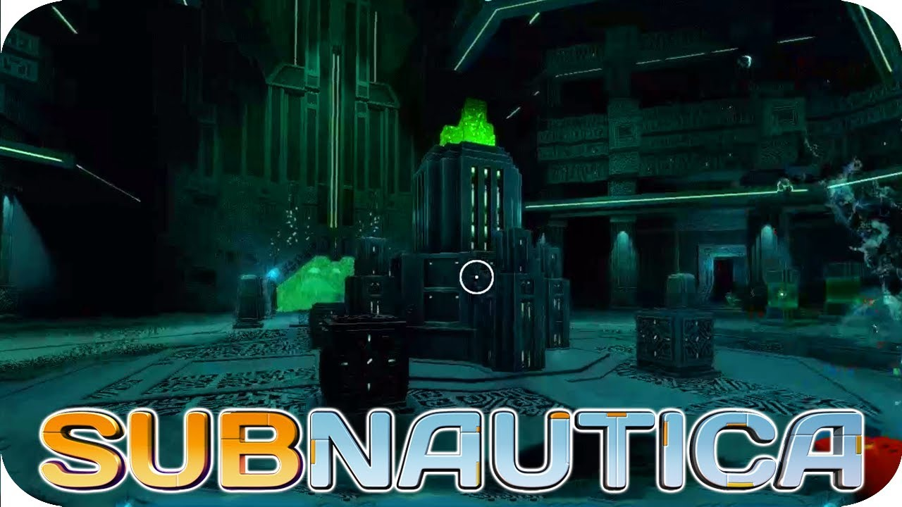 Subnautica how to find the primary containment facility