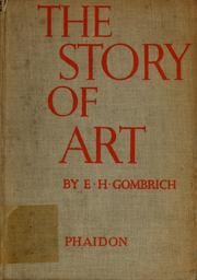 The story of art eh gombrich pdf