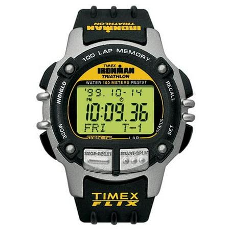Timex ironman 10 lap watch manual