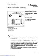 webasto thermo 90 st installation manual