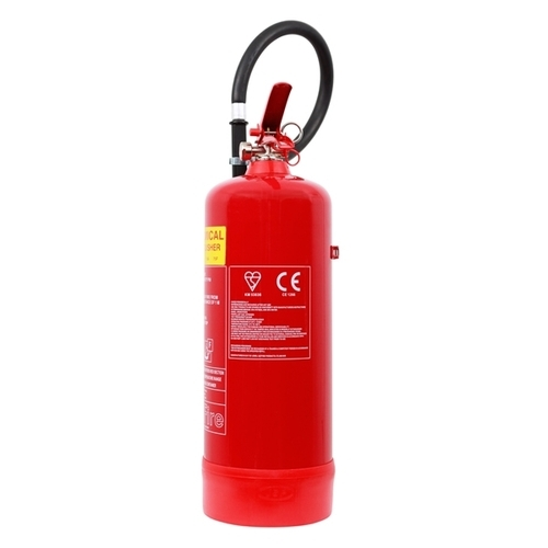 Wet chemical fire-extinguishing systems are best suited for application in