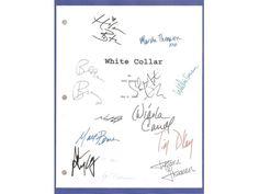 White collar pilot script pdf