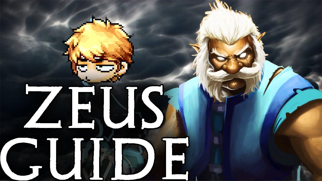 Zeus dota 2 guide indonesia